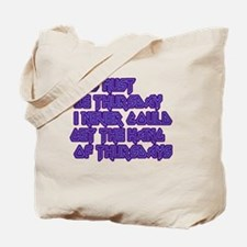 This must be Thursday Tote Bag