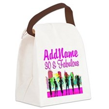 30TH NEW YORK Canvas Lunch Bag