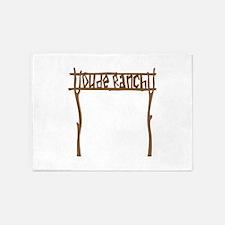 Dude Ranch 5'x7'Area Rug