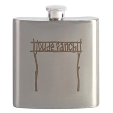 Dude Ranch Flask