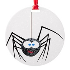 Hairy Spider Ornament