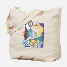 Celtic Ophiuchus Tote Bag