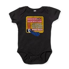APPROVED! - Double Bacon Baby Bodysuit
