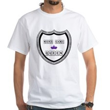 Word Game Queen  Shirt