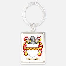 Mullarkey Coat of Arms - Family  Portrait Keychain