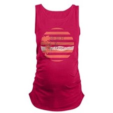 Beach, Please... Maternity Tank Top