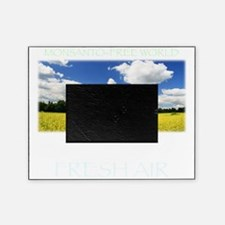 Monsanto-Free World - A Breath of Fr Picture Frame