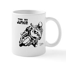 Track Motorcycle Mug
