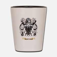 Murtagh Coat of Arms - Family Crest Shot Glass