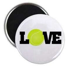 Tennis Love Magnets