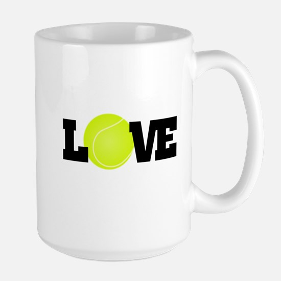 Tennis Love Mugs
