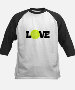 Tennis Love Baseball Jersey