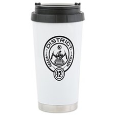 District 12, freedom rising Travel Mug