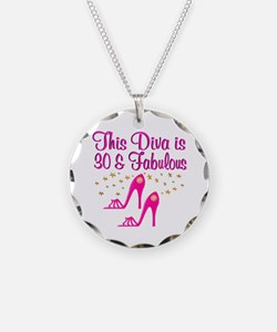 DAZZLING 30TH Necklace