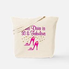 DAZZLING 30TH Tote Bag