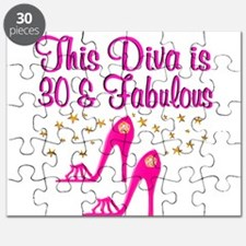 DAZZLING 30TH Puzzle