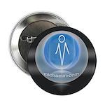"""artist michaelm 2.25"""" Button (100 pack)"""