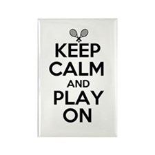 Keep Calm and Play On Magnets