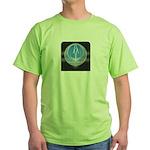 artist michaelm Green T-Shirt