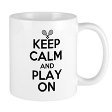 Keep Calm and Play On Mugs