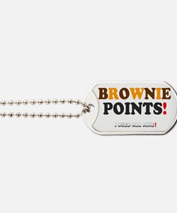 BROWNIE POINTS! Dog Tags