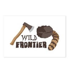 Wild Frontier Postcards (Package of 8)