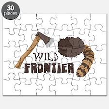 Wild Frontier Puzzle