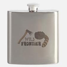 Wild Frontier Flask
