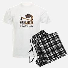 King of the Wild Frontier Pajamas