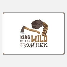 King of the Wild Frontier Banner