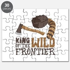 King of the Wild Frontier Puzzle
