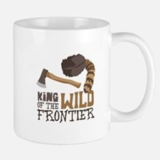 King of the Wild Frontier Mugs