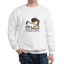 King of the Wild Frontier Sweatshirt