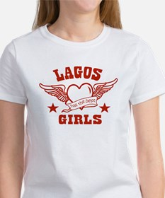 Lagos State has the best girl Women's T-Shirt