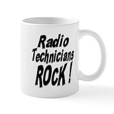 Radio Techs Rock ! Mug