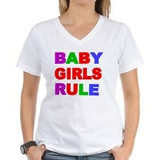 BABY GIRLS RULE Shirt