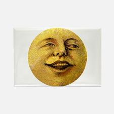 Happy Moon Magnets