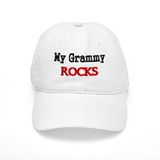 My Grammy ROCKS Baseball Cap