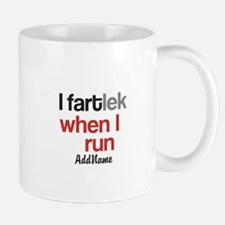 Customize Funny FARTlek © Mug