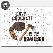 Davy Crockett is My Homeboy Puzzle