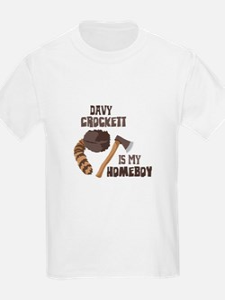 Davy Crockett is My Homeboy T-Shirt