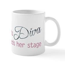 This Diva needs her stage Mugs