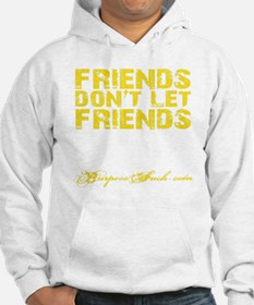 DNF - Yellow Hoodie