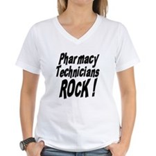 Pharmacy Techs Rock ! Shirt