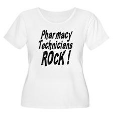 Pharmacy Techs Rock ! T-Shirt