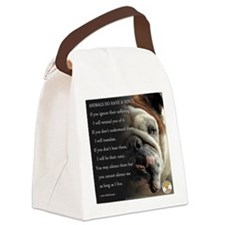 VOICE OF ANIMALS Canvas Lunch Bag