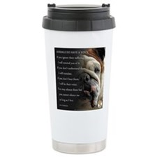VOICE OF ANIMALS Travel Mug