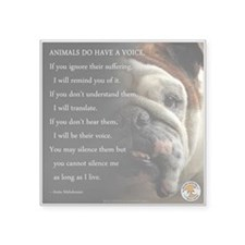 VOICE OF ANIMALS Sticker