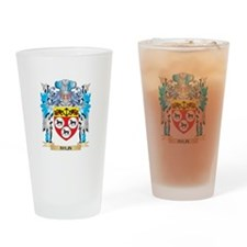 Aylin Coat Of Arms Drinking Glass