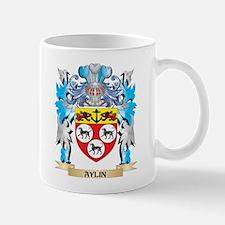 Aylin Coat Of Arms Mugs